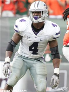 Arthur Brown and Kansas State square off against a tough Texas Tech squad this week. The Wildcats have their eyes on a BCS title game berth.