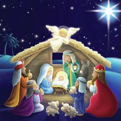 Gabi Murphy - _the Nativity Cover Art