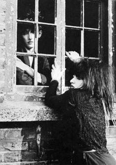 Rowland S. Howard and Lydia Lunch postcard included inside the Some Velvet Morning twelve-inch released on Records 1982 Music Is Life, My Music, Goth Music, Rowland S Howard, Shotgun Wedding, The Bad Seed, Nick Cave, New Romantics, Music Artwork