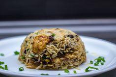 Hotel Vizenzo incia delivery de refeições saldáveis – PopFino Nigiri Sushi, Risotto, Grains, Ethnic Recipes, Food, Baked Tilapia, Food Safety, Whipped Potatoes, Filet Mignon