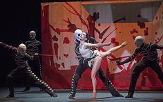 English National Ballet's She Said review at Sadler's Wells, London