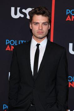 "sebastian stan   Sebastian Stan Sebastian Stan attends USA Network's ""Political Animals ..."