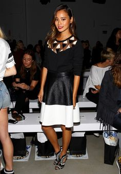 Karigam - Front Row - Spring 2016 New York Fashion Week: The Shows