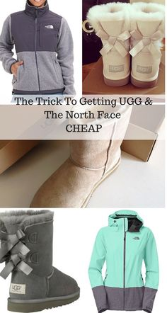 SALE happening now! Buy Hunter, North Face, UGG and other brands at up to 70% off retail prices. Click image to install the FREE Poshmark app now!