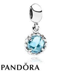 Pandora Cool Breeze Charm 79628 #jewelrylover
