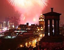 Picture: Hogmanay In EdinburghNew Year's Eve In Scotland Best Party On EarthLovers of fine Scotch Whisky can be found across the globe, but you have  to go to Scotland to find the true lovers and the true makers of this  golden beverage. They will tell you a good Whisky party especially at  New yea