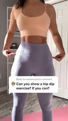 Dip Workout, Full Body Gym Workout, Slim Waist Workout, Gym Workout Videos, Gym Workout For Beginners, Fitness Workout For Women, Butt Workout, Workout Challenge, Fitness Goals