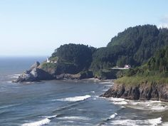 Oregon coast, will probably end up here again someday....