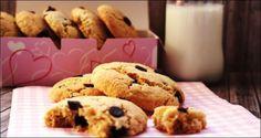 Galletas cookies americanas | Cocinar en casa es facilisimo.com