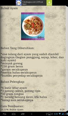 resep makanan sehat ala Indonesia