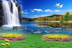 Nature Backgrounds Photoshop Editing Natural Photos 23946wall.jpg