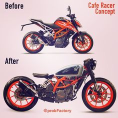 #KTM #duke390 #caferacer concept . Been working on this idea for a long time. Let me know what you guys think of it  #bikestagram #twowheels#bikeporn #caferacer #racer #kustom#caferacerculture #caferacerclub#classicbike #instamotorcycle #instamoto#motorbike #motorcycle #caferacerxxx #custombike#caferacersofinstagram #caferacerporn#brat #curatedmoto #biker #bikers#custom #bikelife #caferacergram#bikeporn #instabike
