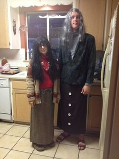 24 Couples Halloween Costumes That Are Anything But Cheesy