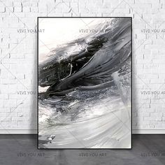 Living Room Pictures, Wall Art Pictures, Canvas Wall Art, Canvas Prints, Nordic Art, Black And White Abstract, Modern Wall Art, Bedroom Decor, Painting