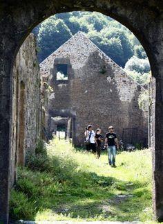 Antigua fábrica de armas de Orbaizeta en la Selva de Irati en Navarrahttp://guias-viajar.com/espana/navarra-selva-irati-fotos-antigua-fabrica-orbaizeta/