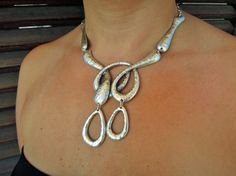 Check out this item in my Etsy shop https://www.etsy.com/listing/246038541/statement-necklace-bib-necklace-bib