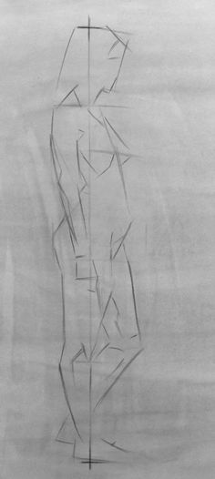 The basics of figure drawing.