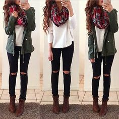 30 Decent Yet Chic Winter Outfits for Work AND School - Outfits - Cute Outfits Teen Winter Outfits, Winter Outfits For School, Winter Dress Outfits, Cute Fall Outfits, Outfits For Teens, Cool Outfits, Casual Outfits, Night Outfits, Winter Clothes