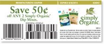Did you know that Simply Organic has coupons? You can find them here.