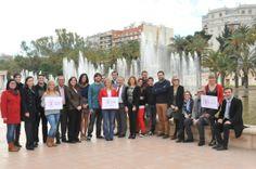 """Rosa peris: """"la campanya de ximo puig a leas primàries va a reunir a gent de tota la comunitat perque siga el pròxim presidente de la genera..."""