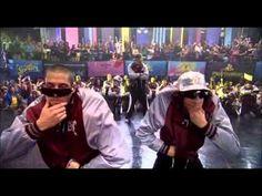 Step Up 3D Final Dance Scene - featuring the incandescent Adam Sevani.