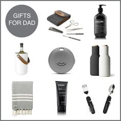 From travel guides & toiletries to homewares & camping tools, there's something for every Dad this Father's Day at White & Co.✖️ www.whiteandco.com.au