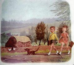 marcel marlier illustrations school