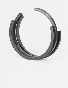 minimalism - Bernar Venet, 233.5 Arc x 4, 1999