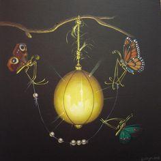 leila ataya art | paradis express