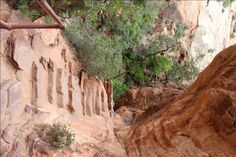 This little hike is a must-see at Zion! This secret treasure of Utah Zion National Park has breathtaking views without the leg burning switch backs!