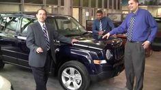 2014 Jeep Patriot in New York Yankees Blue. #eastchesterchryslerjeepdodge #bronx #yankees