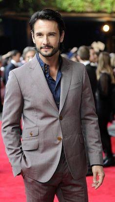 Rodrigo Santoro in Vivienne Westwood MAN