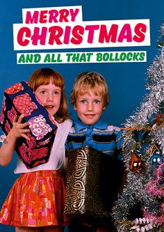 Merry Christmas and all that Bollocks Funny Christmas Card https://www.deanmorriscards.co.uk/merry-christmas-and-all-that-bollocks-funny-christmas-card-2176