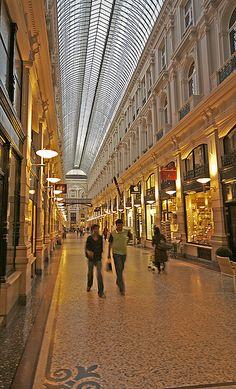 De Passage, Den Haag, beautiful shopping arcade