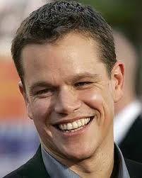 Matt Damon    'Nuff said.