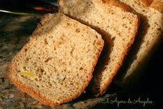 Bread Maker Machine, Healthy Life, Banana Bread, Bakery, Food And Drink, Healthy Recipes, Healthy Food, Encendido, Cooking