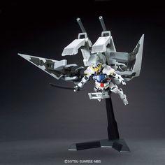 1/144 HG Gundam Barbatos & Long-Distance Transporter   Iron-Blooded Orphan Gundam   Gunpla   Military Sci-Fi Animé  Mecha Scale Model