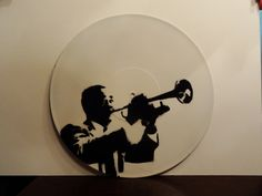 Armstrong Jazz by TheRockyGallery on Etsy, $15.00