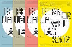 Berner Umwelttag : B & R Grafikdesign