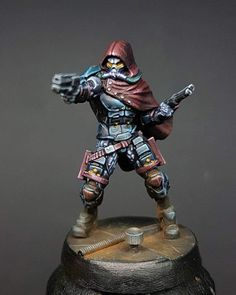 Infinity Hassassin Ayyar with dual viral pistols