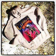 Cirque du Macabre Hoody www.dancemacabre.co.uk