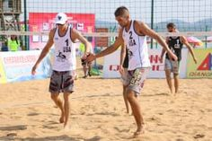 The $300,000 Jinjiang Open start with qualifiers on Wednesday followed by main draw pool play on Thursday and elimination rounds from Friday. The medal matches will take place on Sunday and will be streamed at the FIVB Youtube Channel.    World ranking leaders and Itapema winners Mol/Sorum are top-s Thursday, Wednesday, The 300, Beach Volleyball, Basketball Court, Channel, Sunday, Draw, Youtube