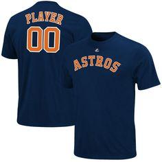 e2b4b9d24d5 Jose Altuve Houston Astros Majestic 2017 World Series Champions Team Logo  Cool Base Player Jersey – Navy