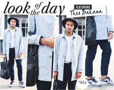 Dit is ó zo leuke Theo in zijn ó zo leuke outfit. En wij kunnen niet meer voorstellen dat hij er ooit níet was.