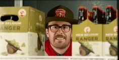 Behind every Ranger is a Ranger (New Belgium Ranger IPA)