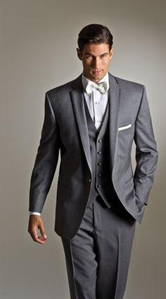 Savvi, grey suit, grey tux, classic, modern, traditional, slim fit, groom, prom, wedding