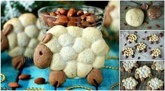 How to DIY Cute Lamb Shaped Cookies   www.FabArtDIY.com