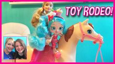 Barbie Toy Rodeo, Baby Alive, Shopkins Shoppies, Disney Frozen Anna and ...