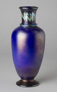 Tel El Amarna Vase - Designed by Louis Comfort Tiffany