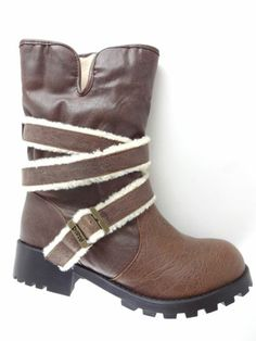 DIRTY LAUNDRY 'TEELA' Women's Shoes Vintage Work Tan Boots US Size 9